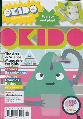 Okido - Issue 58 - Science Exploration - (14281)