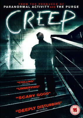 Creep DVD (2017) Patrick Brice cert 15 Highly Rated eBay Seller, Great Prices