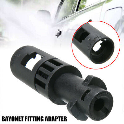 Bayonet Fitting Connector Adapter For Lavor Nilfisk Alto To Karcher K Serie 60°C