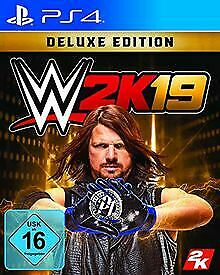WWE 2K19 Deluxe Edition USK - Deluxe Edition [PlayS... | Game | Zustand sehr gut