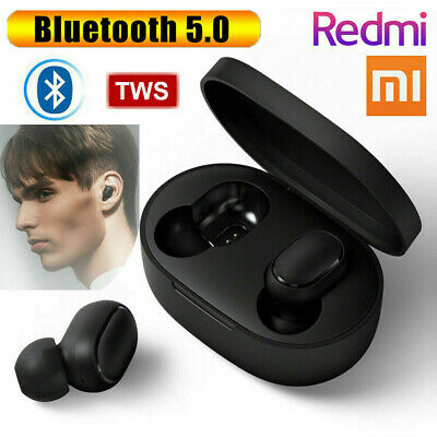 Xiaomi Redmi Airdots TWS Bluetooth Earphone Stereo bass BT 5.0 Eeadphone Earbuds