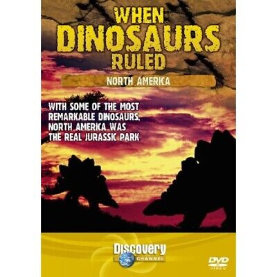 [DVD] When Dinosaurs Ruled - North America