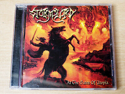 Stormlord/At The Gates Of Utopia/2001 CD Album