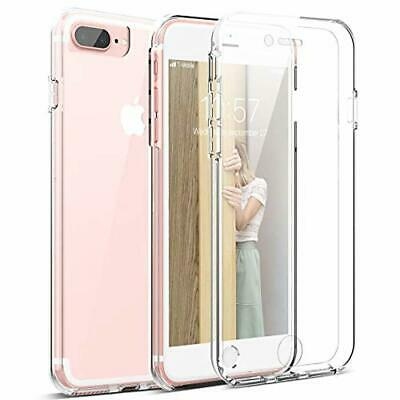 super popolare a6572 008fc WINHOO PER COVER iPhone 7 Plus Cover iPhone 8 Plus Custodia 360 Gradi Full  Body