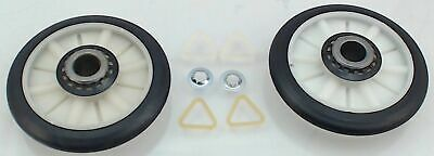 Dryer Drum Roller Kit for Whirlpool, AP3098345, PS347627, 349241T