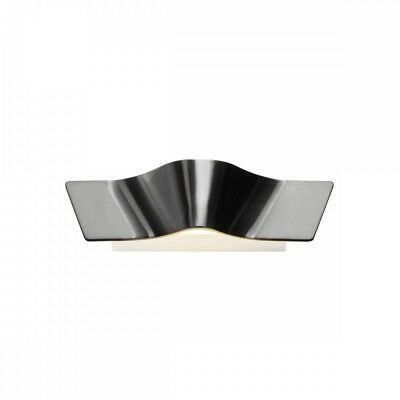 SLV WAVE WALL Wandleuchte, alu brushed, 2x4,5W LED, 3000K
