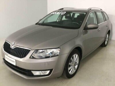 Skoda Octavia 2.0 tdi CR Executive dsg