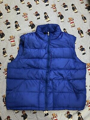 ce499b4f8 VINTAGE THE NORTH Face Brown Label Vest XL Early 70s Late 60s Puffer ...