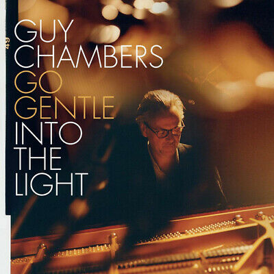 Guy Chambers : Go Gentle Into the Light CD (2019) ***NEW***