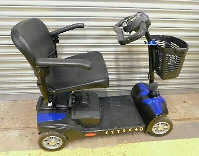 DRIVE STYLE MOBILITY Scooter Breaks Into Parts For Car Boot