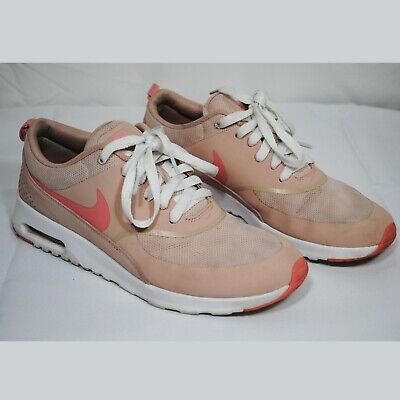 NIKE WOMEN'S AIR Max Thea PinkBright Size 9 $55.00 | PicClick