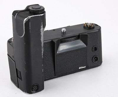Nikon Motor Drive Md-4 For F3, Rewind Button Missing/210054