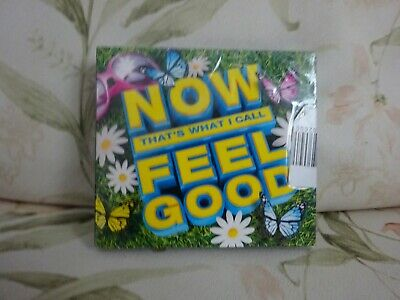 Now Thats What I Call Feel Good CD - New / Sealed free uk Postage