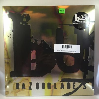 Bush - Razorblade Suitcase 2LP NEW