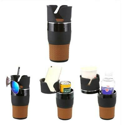 4 in 1 Car Holder Cleanse Seat Drink Cup Valet Travel Coffee Bottle Stand Mount