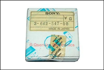 Sony 3-642-547-00 Genuine Rubber Drum Belt VO-2850 Umatic Recorders NOS Boxed
