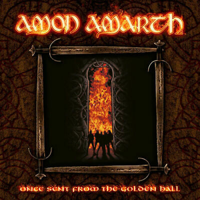 AMON AMARTH - Once Sent From The Golden Hall CD NEU