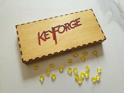 Tokens and Key Storage for Keyforge