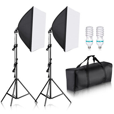 """Neewer 24x24""""/60x60cm Softbox Lighting Kit with Carry Bag for Portraits Product"""