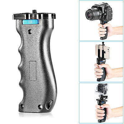 Neewer Camera Handle Pistol Grip Handheld Stabilizer with Screw for DSLR Camera