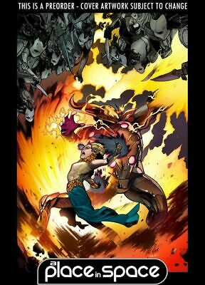 (Wk23) War Of The Realms #5D - Young Guns Variant - Preorder 5Th June