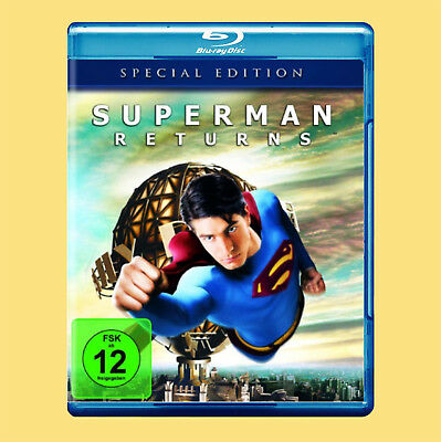 ••••• Superman Returns (Blu-ray) Special Edition