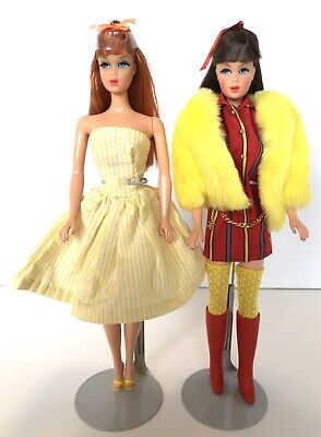 Repro 2 TNT Doll Lot-Titian Red Hair TNT Doll & Smasheroo TNT Doll- Ex Condition