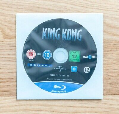 Blu ray KING KONG version 2005 comme neuf