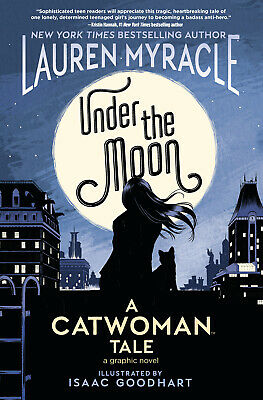 free comic book day A Catwoman Tale Under the Moon FCBD issue 2019 DC