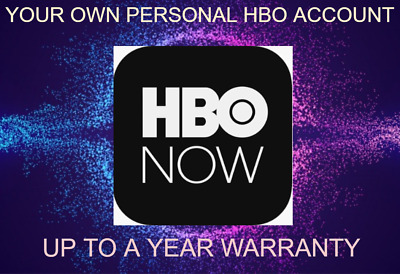 HBO PREMIUM ACCOUNT WITH WARRANTY | PERSONAL | FAST DELIVERY | 6-12 Months