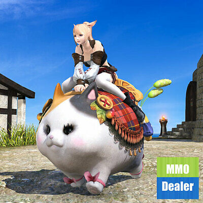 FINAL FANTASY XIV Item: FF14 Mount FFXIV Fatter Cat (Account-wide)