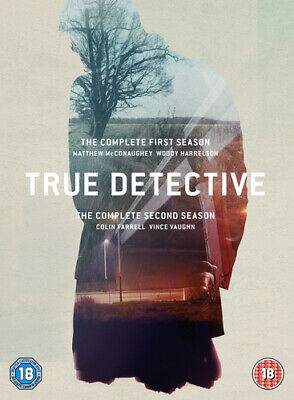 True Detective: The Complete First and Second Season DVD (2016) Matthew