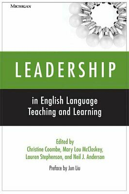 Leadership in English Language Teaching and Learning, Paperback by Anderson, ...