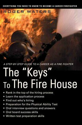 """""""Keys"""" to the Fire House:everything, Paperback by Waters, Roger, Brand New, F..."""