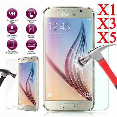 Tempered Glass Screen Protector Film for Samsung Galaxy J3 J5 J7 Pro A3 A5 A8 Dw