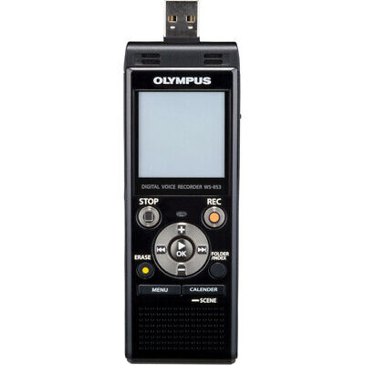 WS853 OLYMPUS 8Gb Digital True Stereo Mp3 Vr Slide Out USB With Micro SD