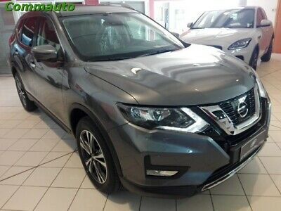 NISSAN X-Trail 2.0 dCi 2WD X-Tronic N-Connecta