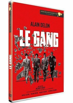 DVD Le Gang Alain Delon Neuf sous cello