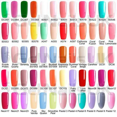 Bluesky MOST WANTED SPRING SUMMER UV/LED Soak Off Gel Nail Polish Free Postage
