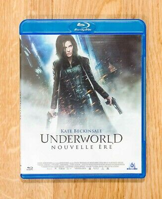 Blu ray UNDERWORLD NOUVELLE ERE comme neuf