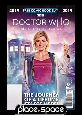 Free Comic Book Day 2019 - Doctor Who: The 13Th Doctor