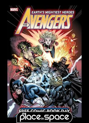 Free Comic Book Day 2019 - Avengers