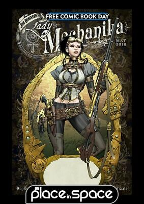 Free Comic Book Day 2019 - Lady Mechanika