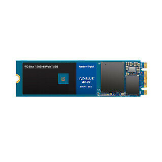 Western Digital SN500 internal solid state drive M.2 250 GB PCI Express 3.0 NVMe