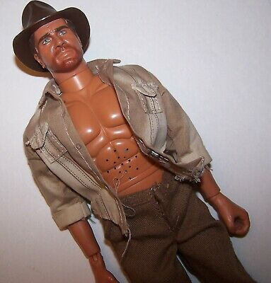 "2008 Indiana Jones Raiders Of The Lost Ark 12"" Talking Action Figure"