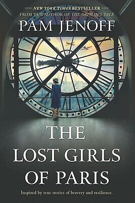 The Lost Girls of Paris: A Novel by Pam Jenoff (eBooks, 2019)