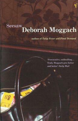 Seesaw by Deborah Moggach, NEW Book, FREE & Fast Delivery, (Paperback)