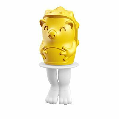 Zoku Character Pops Hedgehog, Giallo, 5 cm (R1p)