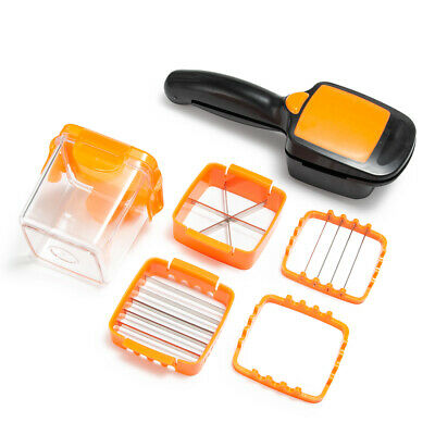 8 In 1 Multi-Cutter Nicer Dicer Super Slicer Vegetable Food Fruit Cutter Chopper