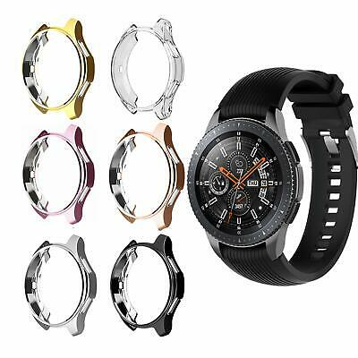 46mm 42mm Silicone Soft TPU Bumper Protector Case Cover For Samsung Galaxy Watch